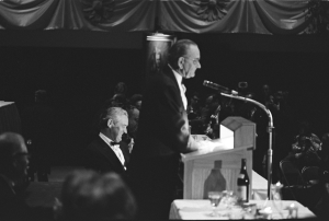 Johnson in Texas, February 27, 1968