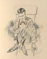 Hearst in caricature, 1896