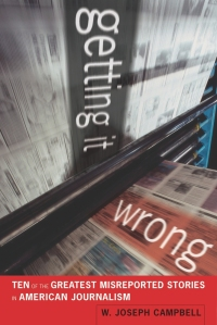 Getting It Wrong cover