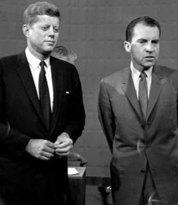 Kennedy and Nixon_1960