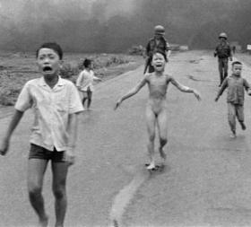 'Napalm girl,' 1972 (Nick Ut/AP)