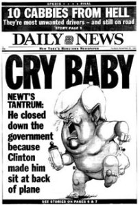 Crybaby Newt_1995NYDN