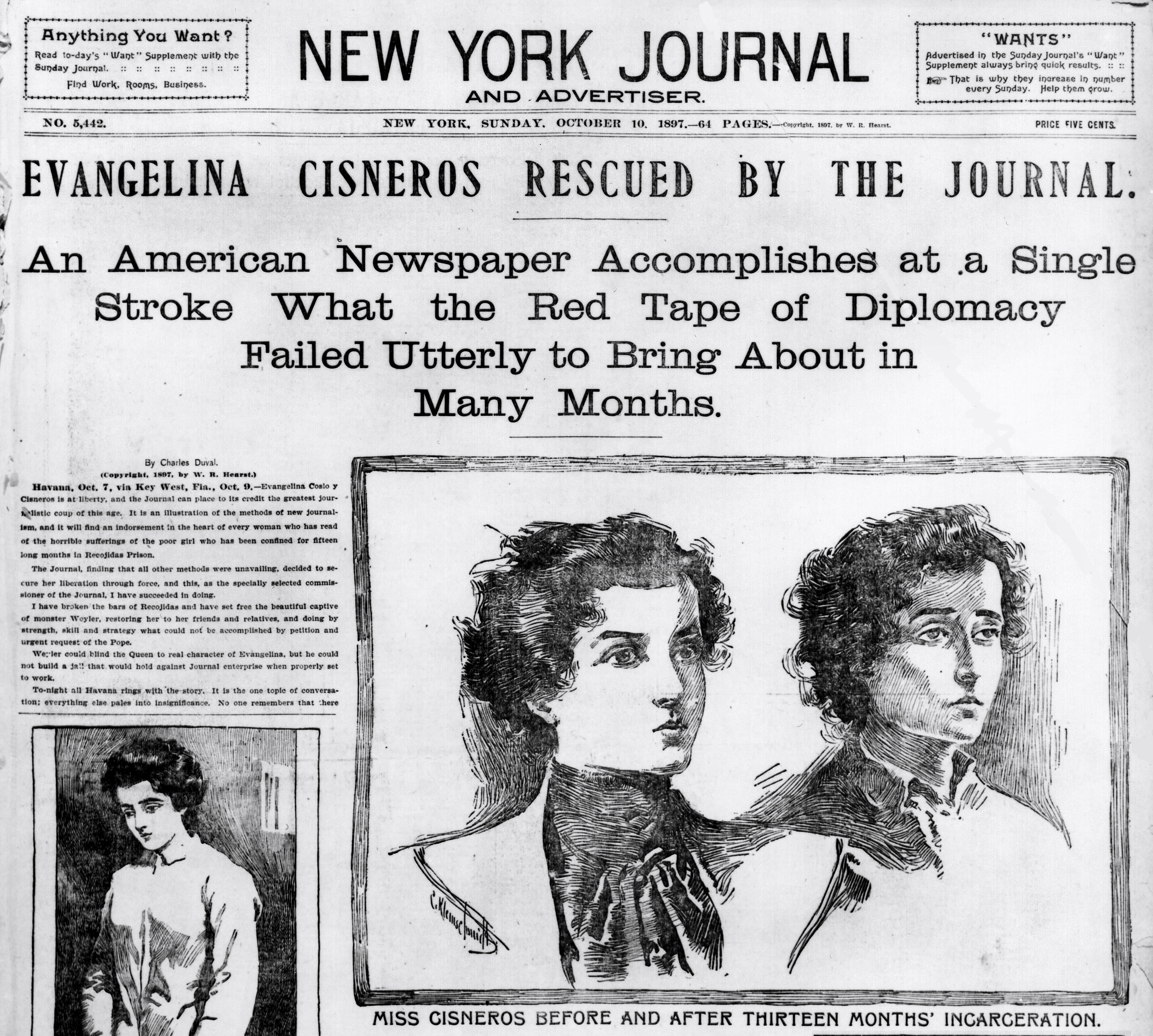 spanish american war media myth alert evangelina oct10 trim